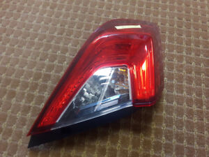 2018 Honda Civic left tail light