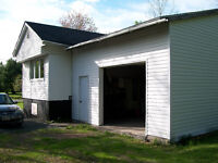 Mini / Mobile HOME + LAND also has basement and attached garage