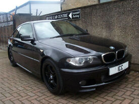 04 04 BMW 318Ci 2.0 COUPE M-SPORT 2DR M-SPORT BODYKIT + ALLOYS CLIMATE FSH