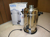 Large water boiler / coffee maker – 60 cups