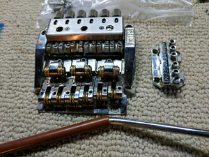 Washburn wonder bar (shift 2001) rare , floyd rose,kalher rare