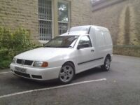 WANTED VW CADDY/SEAT INCA VAN WANTED