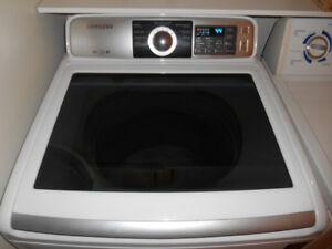 Laveuse Samsung à vendre, moderne et propre