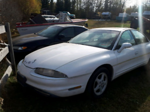 2 cars for sale