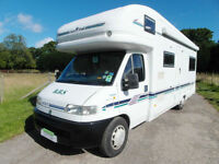 Autotrail Scout - Under Offer