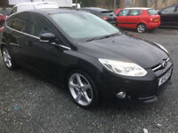 2012 Ford Focus 2.0TDCi ( 163ps ) 2012.75MY Titanium X