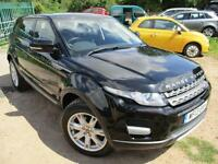 2013 LAND ROVER RANGE ROVER EVOQUE SD4 PURE TECH 4X4 4X4 DIESEL