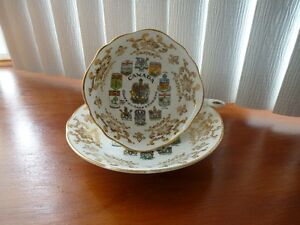 Paragon Fine China Cup and Saucer
