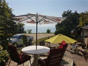Cabin rental in grand beach available with lake view
