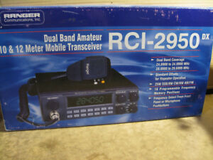 REDUCED L@@K Ranger RCI 2950DX all mode ham radio not cb radio