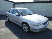 Jaguar X-TYPE 2.0 V6 2005MY S NEW MOT FULL HISTORY