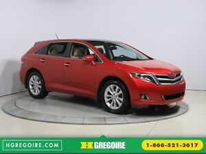 2013 Toyota Venza AWD CUIR TOIT MAGS BLUETOOTH