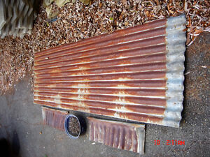 Steel Siding sheets for roof or barn (100 available)