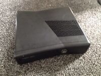 Xbox 360 for sale 2 controllers no HDMI and Black Ops 2