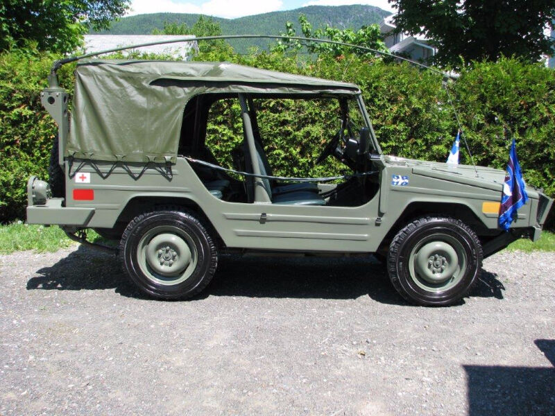 jeep bombardier iltis 1985 voitures d 39 poque ville de montr al kijiji. Black Bedroom Furniture Sets. Home Design Ideas