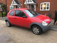 Ford KA 1.3 petrol manual 2006