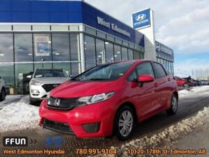 2015 Honda Fit LX  LX- Rearview Camera-Touch Screen