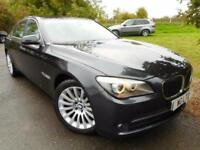 2012 BMW 7 Series 730d SE 4dr Auto 19 Alloys! Low Miles! 4 door Saloon