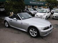 BMW Z3 1.9i 2002 Roadster 53000MLS SERVICE HJSTORY EXCELLENT CONVERTABLE
