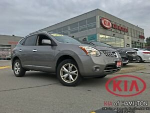 2010 Nissan Rogue SL | CVT AWD | One Owner | AS-IS