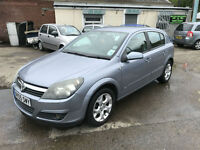 Vauxhall/Opel Astra 1.4i 16v SXi ~ 2005 ~ LONG MOT ~ 5 DOOR ~ CLEAN CONDITION