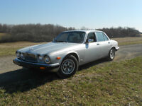 1985 Jaguar XJ6 - $1700. Excellent running and driving condition