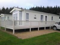 2009 Pemberton Abingdon static caravan for sale at Percy Wood Country Park