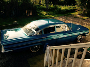 1960 Pontiac Parisienne