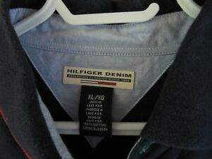 Tommy Hilfiger navy blue polo West Island Greater Montréal image 2