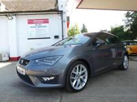 2015 SEAT LEON 1.8 TSI FR TECH PACK SPORT COUPE HATCHBACK PETROL