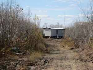 160 Acres with 30' Trailer - North of Matheson ON