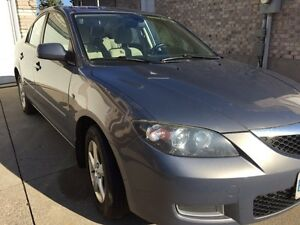 Mazda 3 (GPS; DVD; Manual; etested; certified)