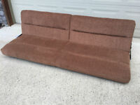 RV couch/fold-out bed