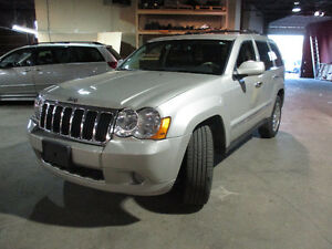 2010 Jeep Grand Cherokee Limited 4 x 4 SUV, Crossover
