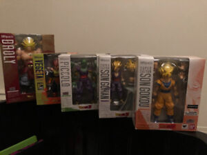 Dragonball z figuarts dbz. Serious offers only