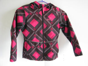 (2) Manteau de printemps/automne fille 6 ans