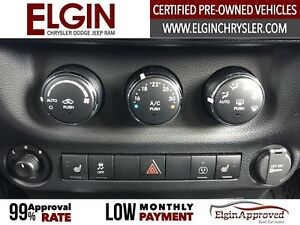 2013 Jeep Wrangler Unlimited Sahara***Leather,Navi,4x4,Low Kms** London Ontario image 13