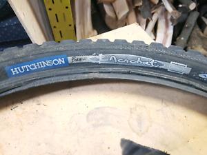 Hutchison acrobat urban bike tires