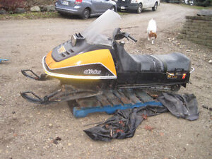 skidoo olympique 440 Kitchener / Waterloo Kitchener Area image 1