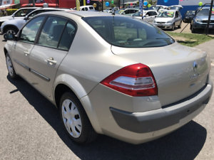 From $28*per week on finance 2008  RENAULT MEGANE EXPRESSION