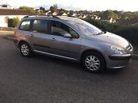 Peugeot 307 2.0 hdi estate