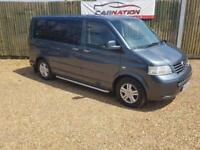 2009 Volkswagen Caravelle 2.5 TDI Executive Bus 4dr (7 Seats)