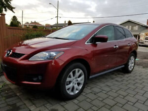 2008 Mazda CX-7 (CX7) only 71,000 km, like new