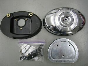 Harley Davidson stock air cleaner assembly
