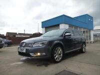 2012/62 Volkswagen Passat 2.0TDI ( 140PS ) BlueMotion Tech 2012MY Alltrack