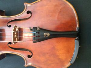 Violon italien de 19-ième siècle