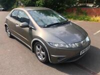 Honda Civic 2.2 SE CTDi. LOW MILEAGE, 103 K. MOT, 03/2019.