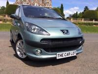Peugeot 1007 1.6 16v auto 2005MY Sport 56000 MILES FSH DRIVES VERY WELL,
