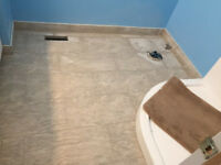 Floor Tiling Services - Installation/ Repairs/Regrout