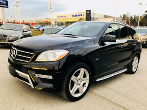 2012 Mercedes-Benz ML350 BLUETEC DIESEL IN IMMACULATE CODITION!!